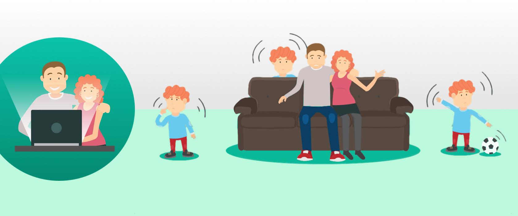 Curso TDAH y Familia