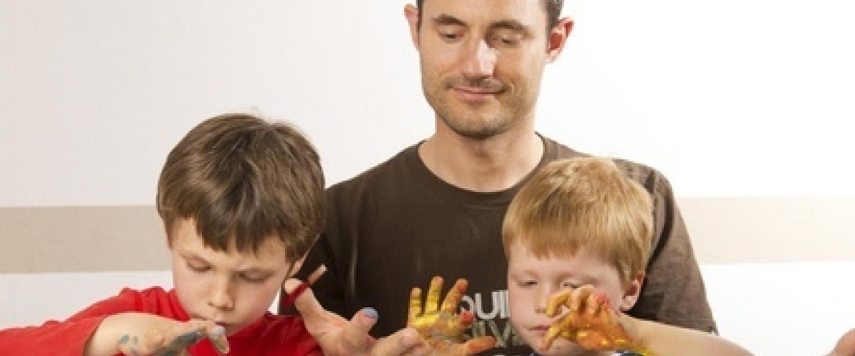 MinicursoTDAH: Bases de la actuación familiar para ser un modelo