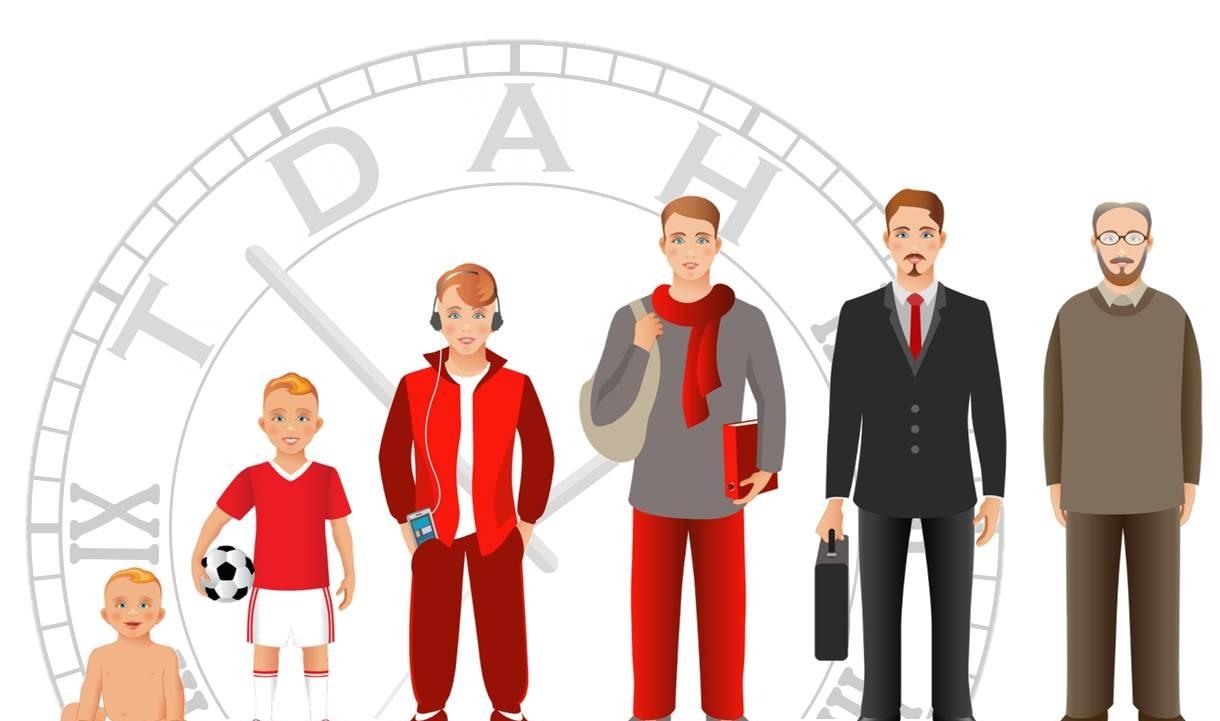 Curso TDAH: a lo largo de la vida